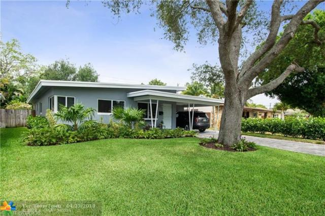 1633 NE 16th Ave, Fort Lauderdale, FL 33305 (MLS #F10169248) :: Castelli Real Estate Services