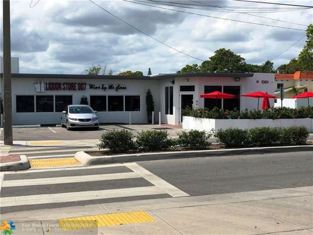 1301 N Dixie Hwy, Fort Lauderdale, FL 33304 (MLS #F10169287) :: Green Realty Properties