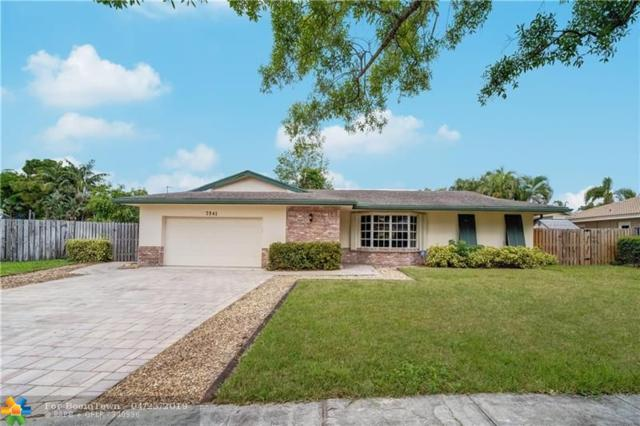 7541 NW 7th St, Plantation, FL 33317 (MLS #F10169583) :: Laurie Finkelstein Reader Team