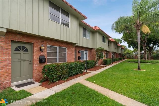 40 NE 20th Ct #20, Wilton Manors, FL 33305 (MLS #F10169613) :: Castelli Real Estate Services