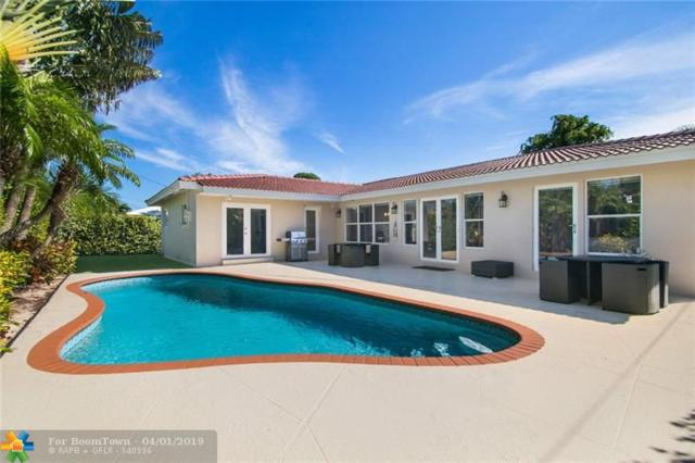 4021 NE 28th Ave, Fort Lauderdale, FL 33308 (MLS #F10169617) :: The O'Flaherty Team