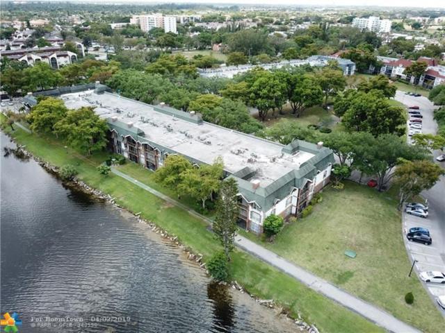 3670 Inverrary Dr 1G, Lauderhill, FL 33319 (MLS #F10169757) :: Green Realty Properties