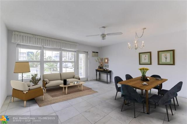 1110 N Riverside Dr #22, Pompano Beach, FL 33062 (MLS #F10169864) :: Green Realty Properties