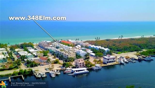 348 Elm St B-10, Hollywood, FL 33019 (MLS #F10169882) :: The O'Flaherty Team