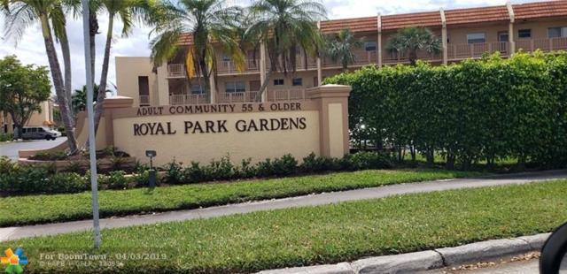 6570 Royal Palm Blvd 204J, Margate, FL 33063 (MLS #F10169949) :: The O'Flaherty Team