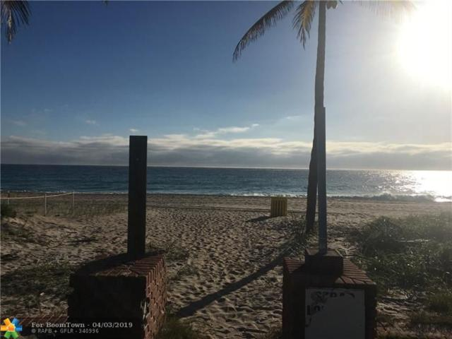 4112 El Mar Dr, Lauderdale By The Sea, FL 33308 (MLS #F10170063) :: Green Realty Properties