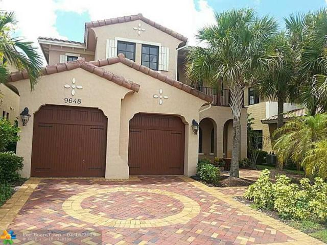 9648 Ginger Ct, Parkland, FL 33076 (MLS #F10170165) :: GK Realty Group LLC
