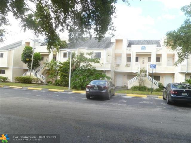 3449 NW 44TH ST #202, Oakland Park, FL 33309 (MLS #F10170529) :: Castelli Real Estate Services