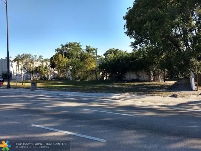 800 W Sunrise Blvd, Fort Lauderdale, FL 33311 (MLS #F10170548) :: Green Realty Properties