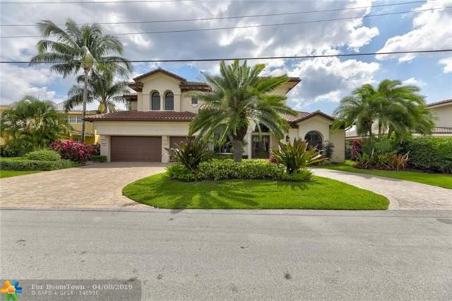 3810 NE 25th Ave, Lighthouse Point, FL 33064 (MLS #F10170616) :: Green Realty Properties