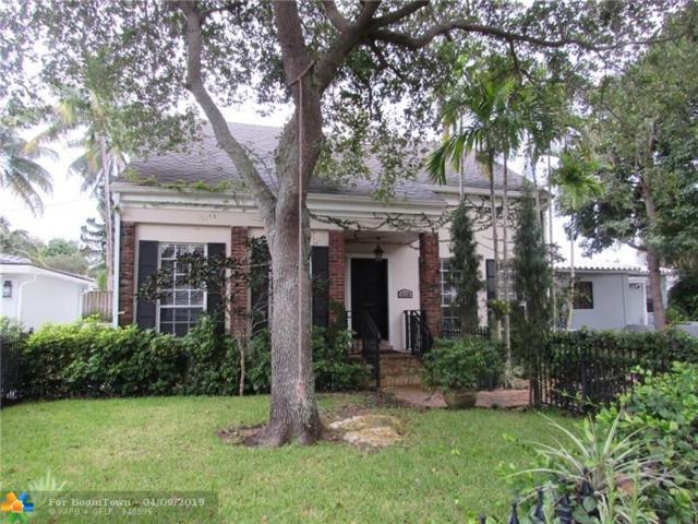1110 Ponce De Leon Dr, Fort Lauderdale, FL 33316 (MLS #F10170811) :: Green Realty Properties