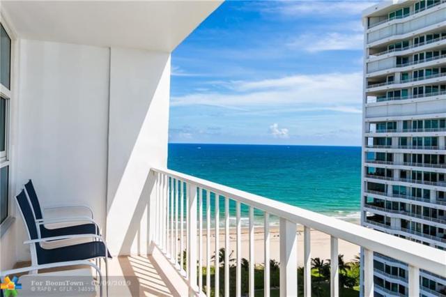 1620 S Ocean Blvd Ph N, Lauderdale By The Sea, FL 33062 (MLS #F10170893) :: Green Realty Properties