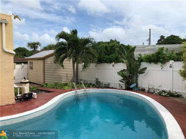 808 31st St, West Palm Beach, FL 33407 (MLS #F10170896) :: Green Realty Properties