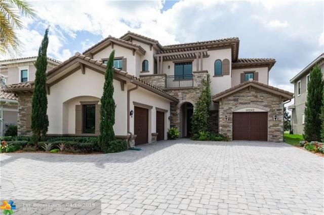 10262 Sweet Bay Mnr, Parkland, FL 33076 (MLS #F10170919) :: GK Realty Group LLC