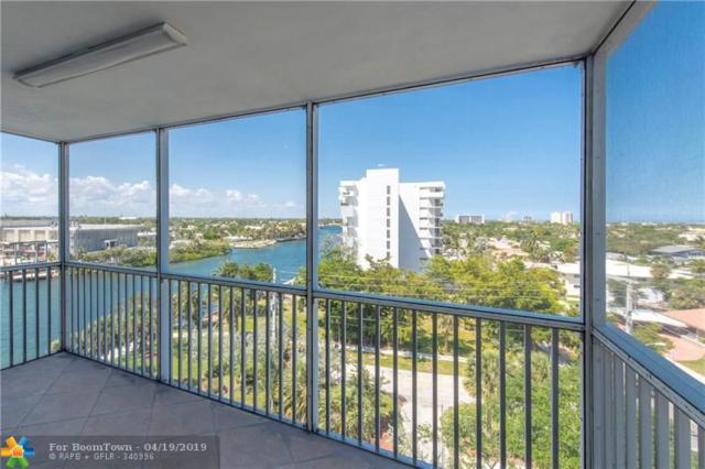 1505 N Riverside Dr #608, Pompano Beach, FL 33062 (MLS #F10171105) :: GK Realty Group LLC