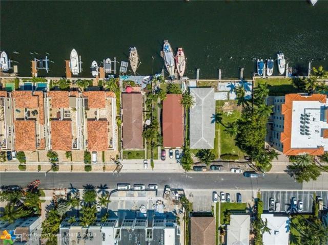 196 Hendricks Isle, Fort Lauderdale, FL 33301 (MLS #F10171218) :: Green Realty Properties