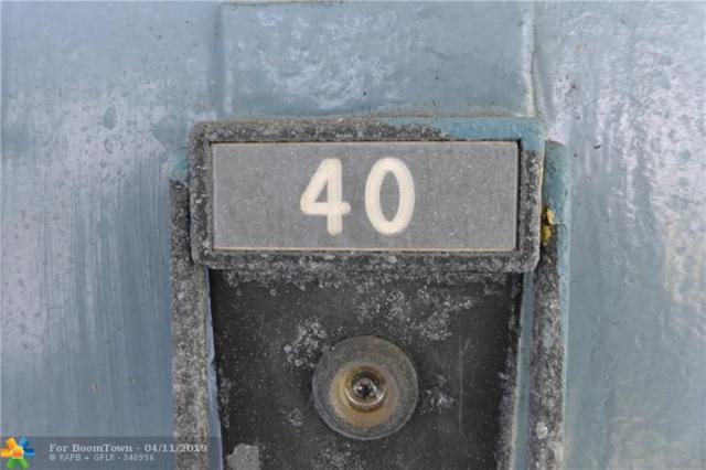 40 Upminster B #40, Deerfield Beach, FL 33442 (MLS #F10171225) :: The O'Flaherty Team