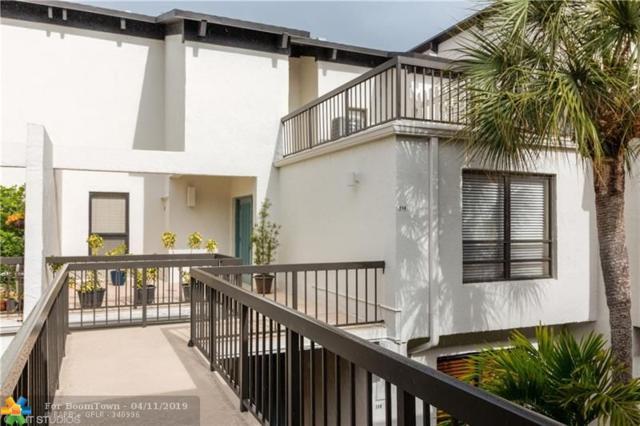 900 Greensward Ln 206-G, Delray Beach, FL 33445 (MLS #F10171232) :: Green Realty Properties