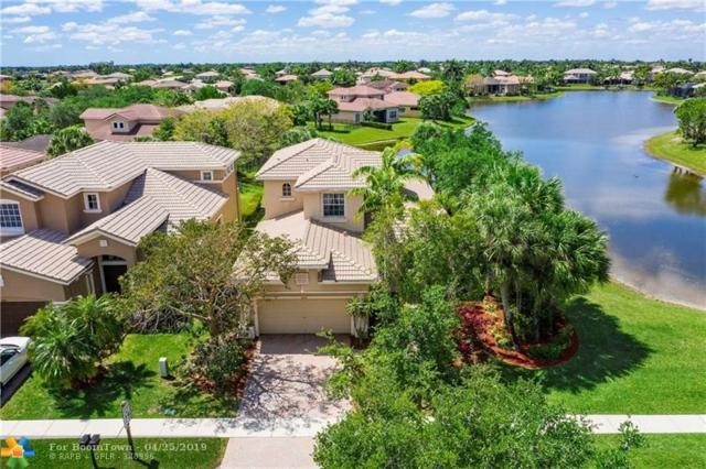 12490 NW 78th Mnr, Parkland, FL 33076 (MLS #F10171246) :: United Realty Group