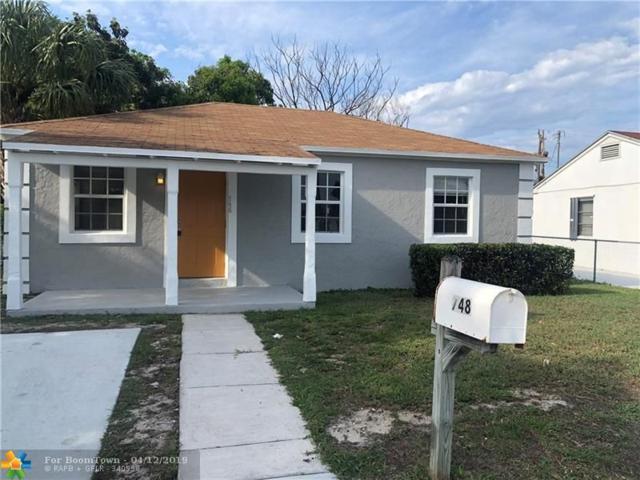 748 W 2nd St, Riviera Beach, FL 33404 (MLS #F10171431) :: Green Realty Properties