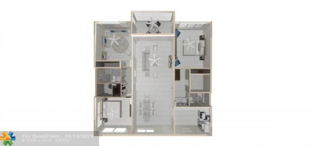 3980 Oaks Clubhouse Dr #402, Pompano Beach, FL 33069 (MLS #F10171722) :: Castelli Real Estate Services