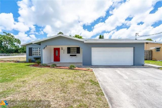 3910 NW 11th St, Coconut Creek, FL 33066 (MLS #F10171946) :: Green Realty Properties