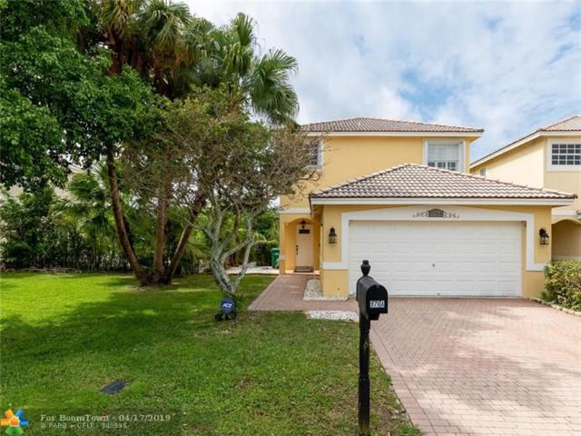 9764 NW 1st Mnr, Coral Springs, FL 33071 (MLS #F10172091) :: Castelli Real Estate Services