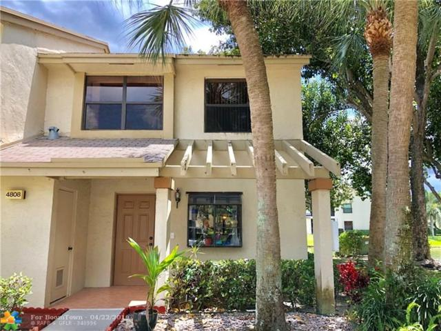 4808 NW 22nd Street #4122, Coconut Creek, FL 33063 (#F10172122) :: Weichert, Realtors® - True Quality Service