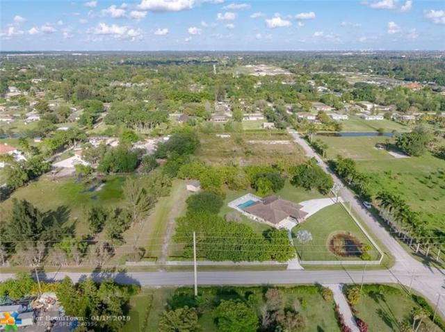 18950 SW 56th St, Southwest Ranches, FL 33332 (MLS #F10172147) :: United Realty Group