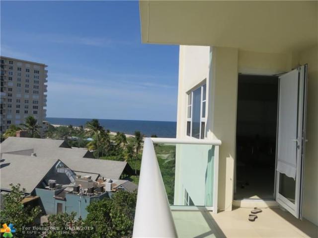 6000 N Ocean Blvd 6H, Lauderdale By The Sea, FL 33308 (MLS #F10172262) :: GK Realty Group LLC