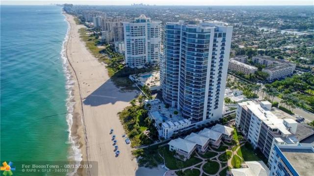 1600 S Ocean Blvd #1101, Lauderdale By The Sea, FL 33062 (MLS #F10172281) :: The O'Flaherty Team