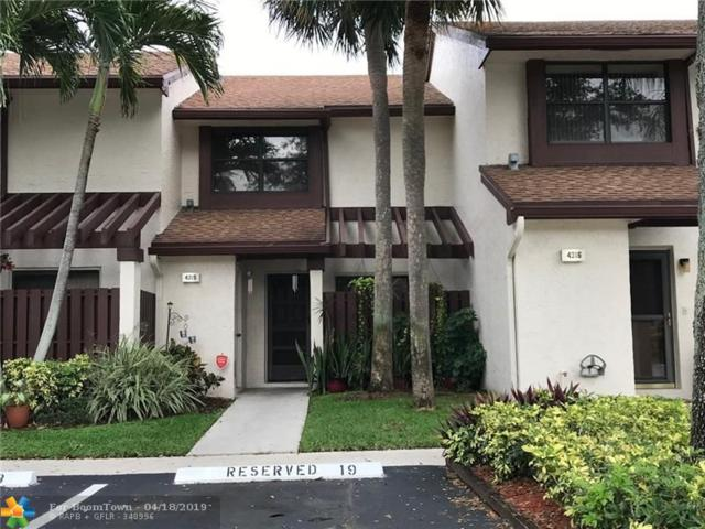 4315 N Carambola Cir #4315, Coconut Creek, FL 33066 (MLS #F10172395) :: Green Realty Properties