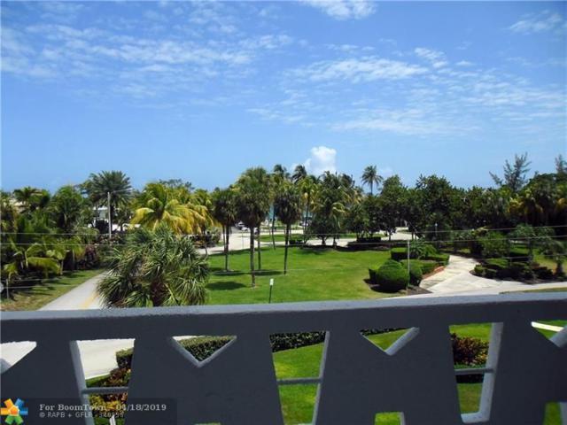 2840 N Ocean Blvd #302, Fort Lauderdale, FL 33308 (MLS #F10172455) :: GK Realty Group LLC
