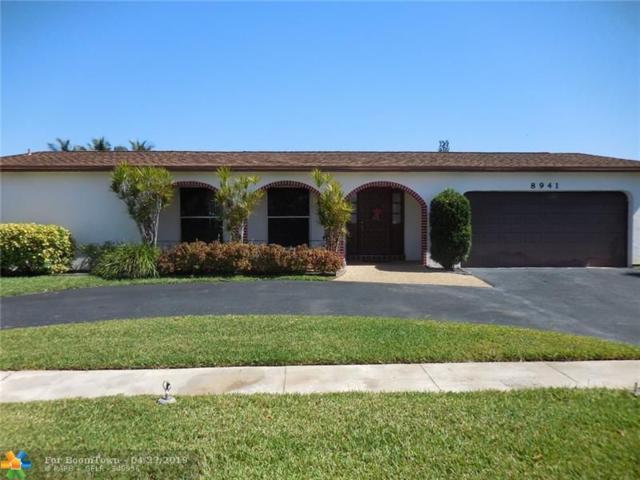 8941 NW 24th Ct, Sunrise, FL 33322 (MLS #F10172539) :: Castelli Real Estate Services