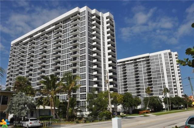 531 N Ocean Blvd #1609, Pompano Beach, FL 33062 (MLS #F10172545) :: Castelli Real Estate Services