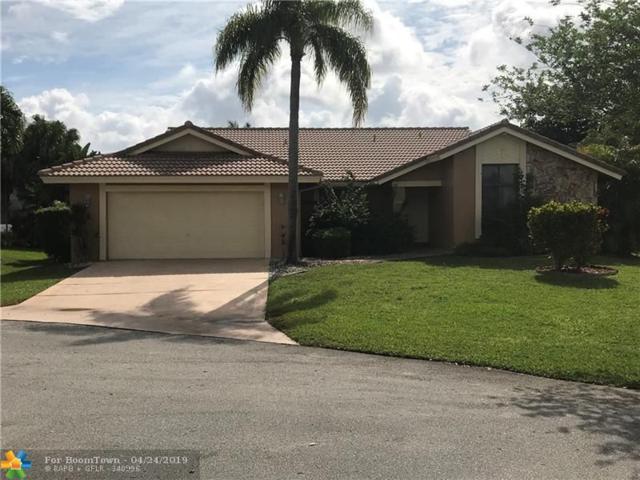 4245 NW 73rd Way, Coral Springs, FL 33065 (#F10172569) :: Weichert, Realtors® - True Quality Service