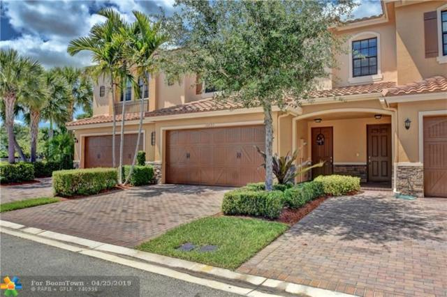 10893 NW 74th Dr #10893, Parkland, FL 33076 (MLS #F10172632) :: United Realty Group