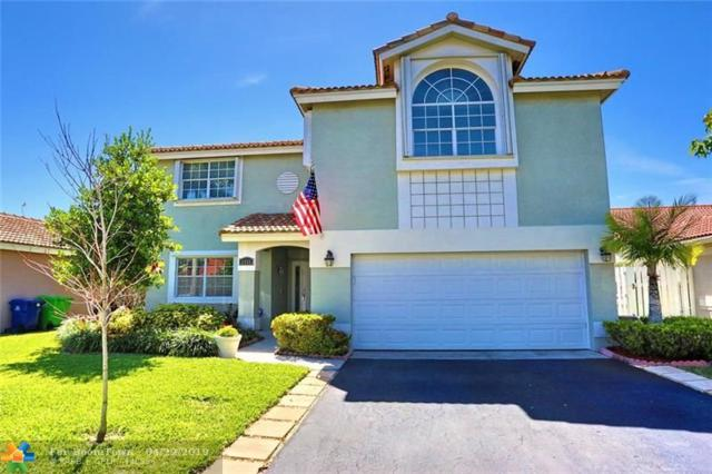 1435 NW 129th Ter, Sunrise, FL 33323 (MLS #F10172751) :: Castelli Real Estate Services