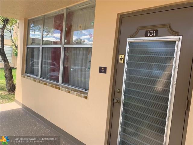 9081 Sunrise Lakes Blvd #101, Sunrise, FL 33322 (MLS #F10172861) :: Castelli Real Estate Services