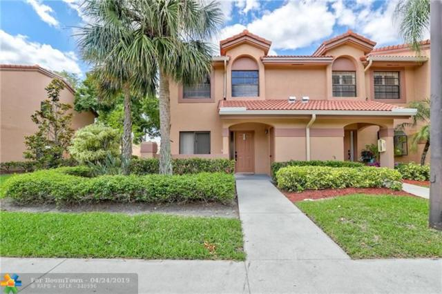 10630 NW 14th St #110, Plantation, FL 33322 (MLS #F10172938) :: Laurie Finkelstein Reader Team