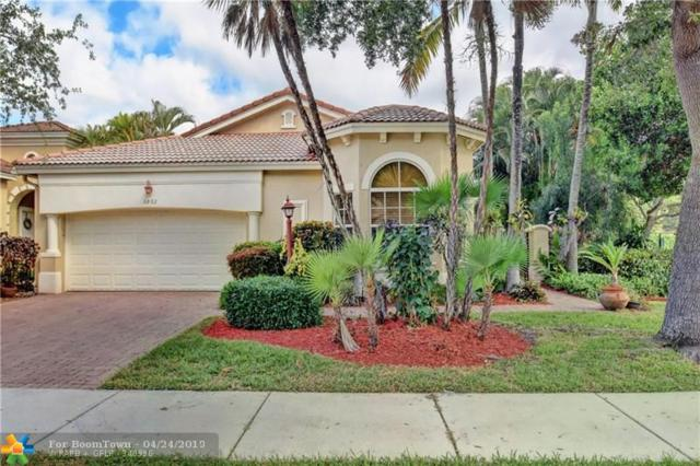 5862 NW 119th Dr, Coral Springs, FL 33076 (#F10172955) :: Weichert, Realtors® - True Quality Service