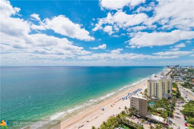 2110 N Ocean Blvd 24A, Fort Lauderdale, FL 33305 (MLS #F10172971) :: The O'Flaherty Team