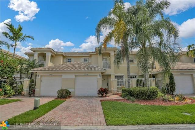 17020 NW 22nd St #1, Pembroke Pines, FL 33028 (MLS #F10172991) :: The Howland Group