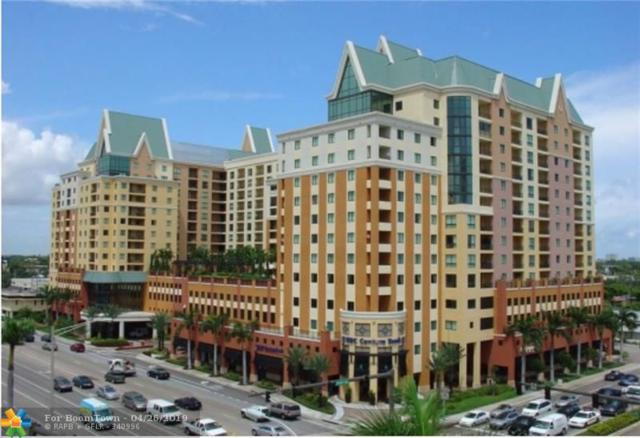 110 N Federal Hwy #1502, Fort Lauderdale, FL 33301 (MLS #F10173026) :: United Realty Group