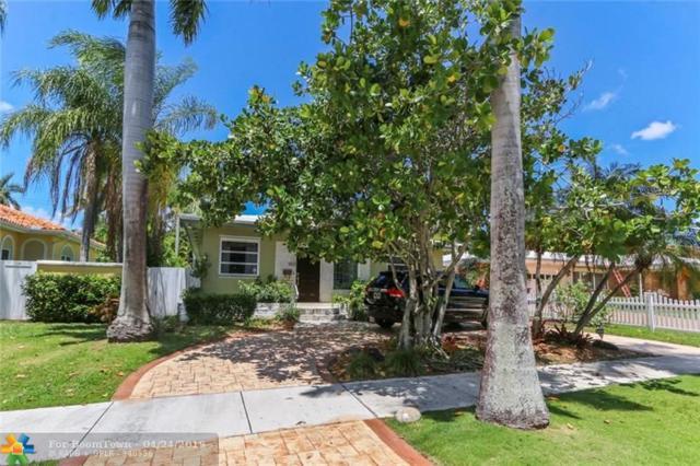 923 Van Buren St, Hollywood, FL 33019 (MLS #F10173055) :: Green Realty Properties