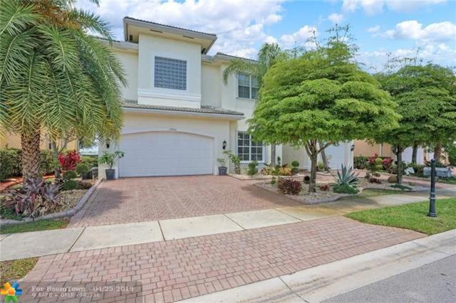 17969 SW 54th St, Miramar, FL 33029 (MLS #F10173070) :: Laurie Finkelstein Reader Team