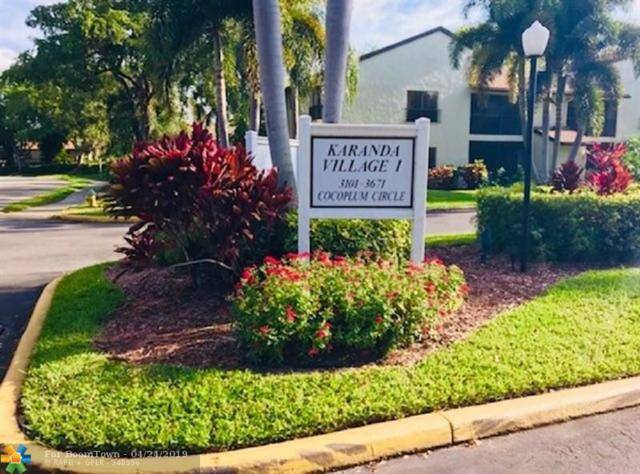 3411 Cocoplum Cir #3406, Coconut Creek, FL 33063 (#F10173156) :: Weichert, Realtors® - True Quality Service