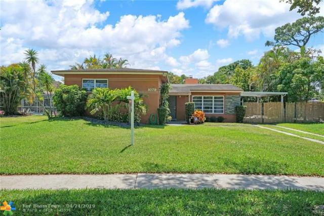 1079 W Country Club Cir, Plantation, FL 33317 (MLS #F10173196) :: Laurie Finkelstein Reader Team