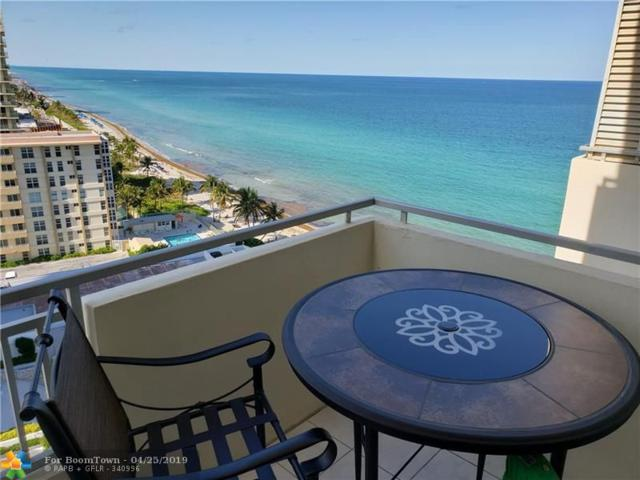 3180 S Ocean Dr #1406, Hallandale, FL 33009 (MLS #F10173226) :: United Realty Group