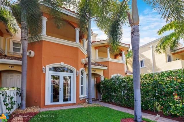 913 NE 17th Way, Fort Lauderdale, FL 33304 (MLS #F10173239) :: The Howland Group